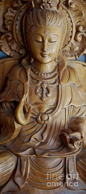 Photograph - Quan Yin Compassion by Dorothy Berry-Lound