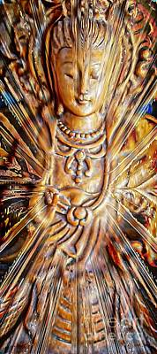 Photograph - Quan Yin by Dorothy Berry-Lound