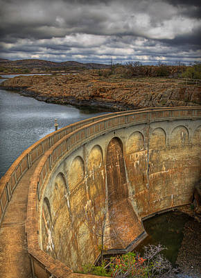 Quanah Parker Photograph - Quanah Parker Dam by Ricky Barnard