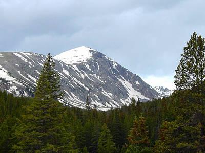 Photograph - Quandary Peak by Dan Miller