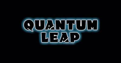 Adventure Time Digital Art - Quantum Leap - Logo by Brand A
