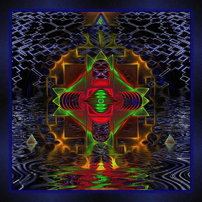 Quantum Mystery Art Print
