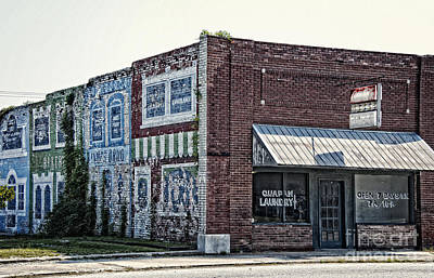Photograph - Quapaw Oklahoma On Route 66 by Lee Craig