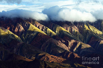 Photograph - Quebrada De Humahuaca Argentina 4 by Bob Christopher