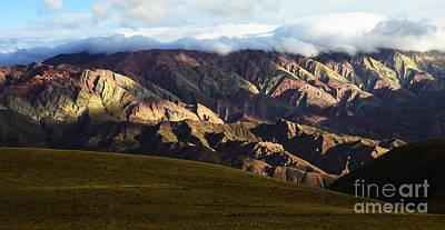 Photograph - Quebrada De Humahuaca Argentina 5 by Bob Christopher