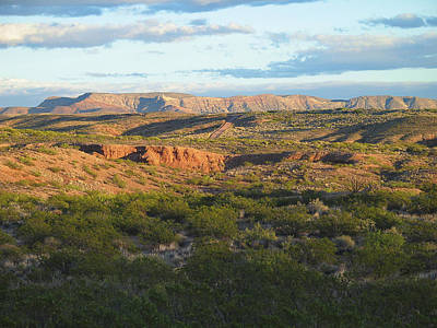 Photograph - Quebradas - Socorro - Nm by Steven Ralser