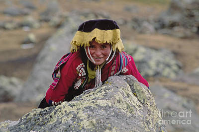 Photograph - Quechua Smile - Peruvian Andes by Craig Lovell