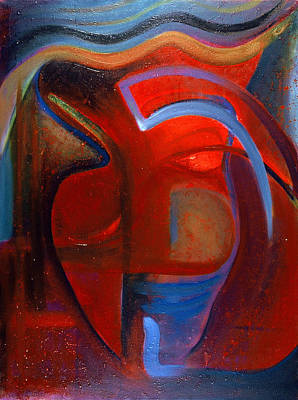 Painting - Queen II by Carolyn Goodridge