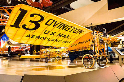 Photograph - Queen Monoplane by Bill Pevlor