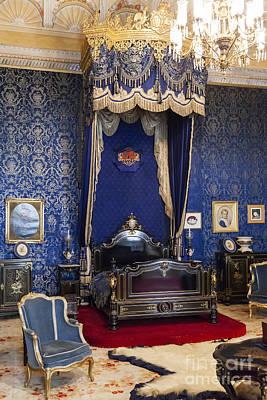 Castle Photograph - Queen's Bedroom by Jose Elias - Sofia Pereira