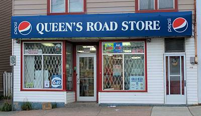 Photograph - Queen's Road Store by Douglas Pike