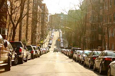 Photograph - Queens Street by Gary Dunkel