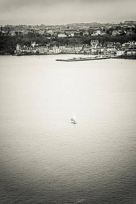 Photograph - Queensferry Harbour by Lenny Carter