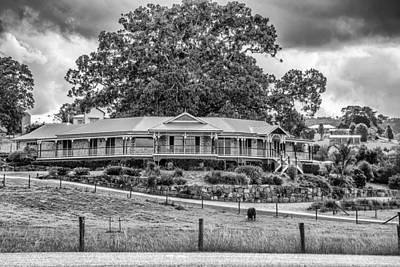 Photograph - Queenslander by Peter Lombard