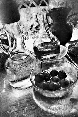 Photograph - Quelques Olives ... by Selke Boris