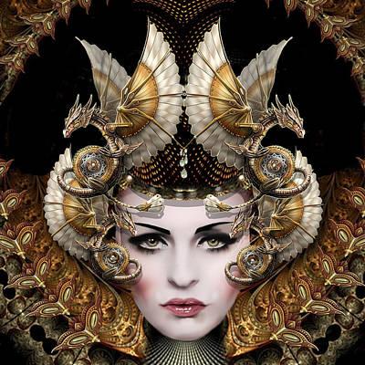 Queen Of Dragons Masque Original