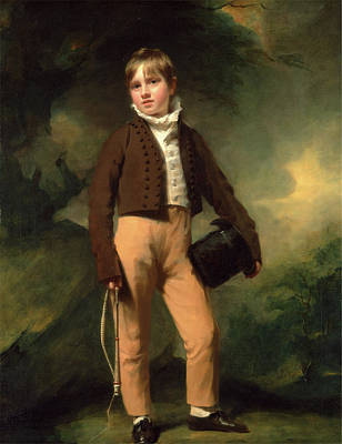 Quentin Mcadam, Henry Raeburn, 1756-1823 Art Print by Litz Collection