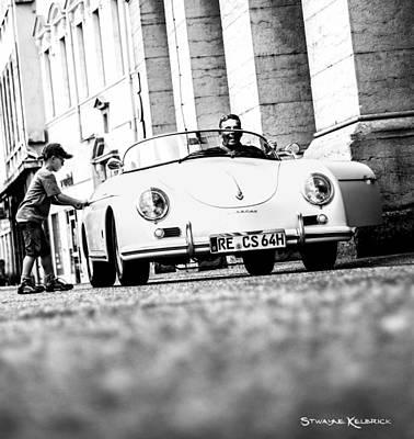Photograph - Quick Back Home by Stwayne Keubrick