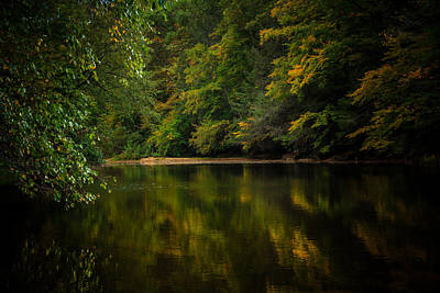 Virginia Photograph - Quiescence by Shane Holsclaw