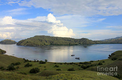 Art Print featuring the photograph Quiet Bay by Sergey Lukashin