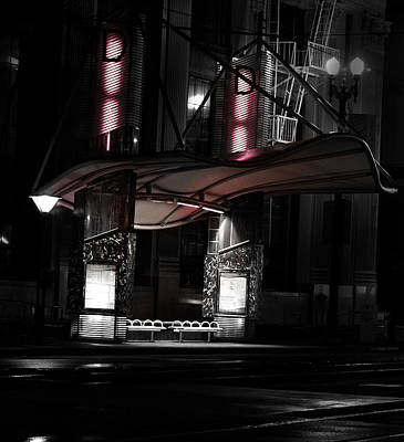 Photograph - Quiet City by Denise Dube