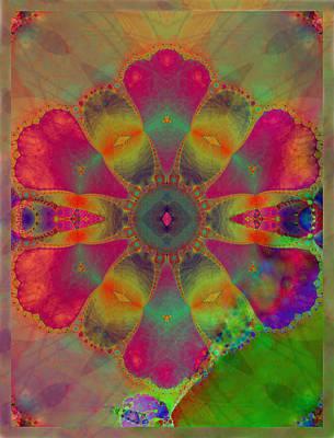 Digital Art - Quiet Comfort by Wendy J St Christopher