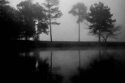 Photograph - Quiet Darkness by Parker Cunningham