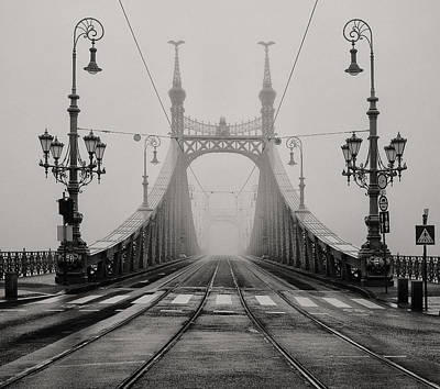 Budapest Photograph - Quiet Day by C.s. Tjandra