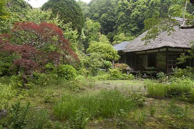 Photograph - Quiet Garden by Masami Iida