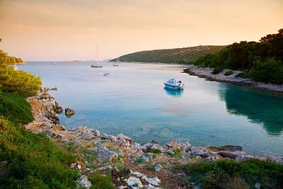 Photograph - Quiet Harbor by Alexey Stiop