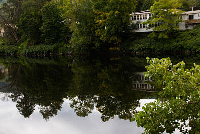 Nirvana - Quiet Lake in the Berkshires by Kathleen Odenthal