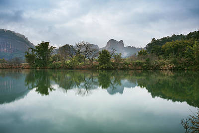 Photograph - Quiet Moment 1 by Afrison Ma