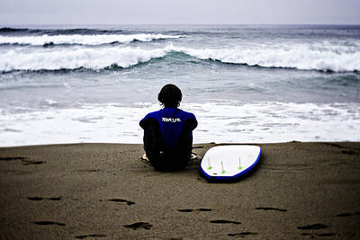 Moments Photograph - Quiet Moment by Jacque The Muse Photography