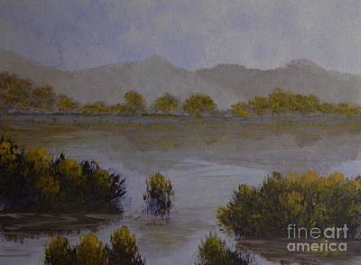 Painting - Quiet Reflections II by Tanja Beaver