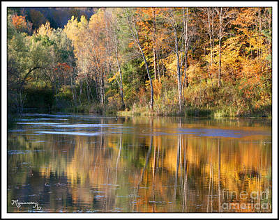 Photograph - Quiet Reflections by Mariarosa Rockefeller