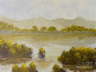 Painting - Quiet Reflections by Tanja Beaver