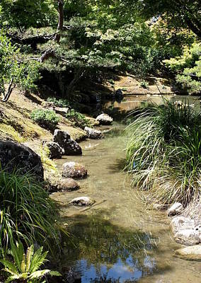 Photograph - Quiet Stream by Guy Pettingell