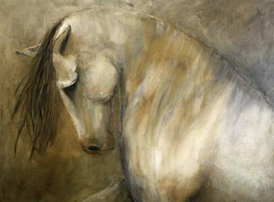 Quiet Strength Art Print by Jennifer Godshalk