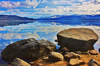 Photograph - Idaho Peace by Benjamin Yeager