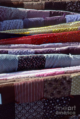 Hand Quilted Photograph - Quilts by Skip Willits