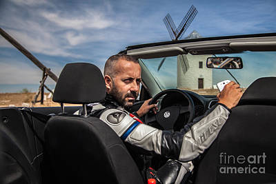 Photograph - Quixote 2.0 by Eugenio Moya