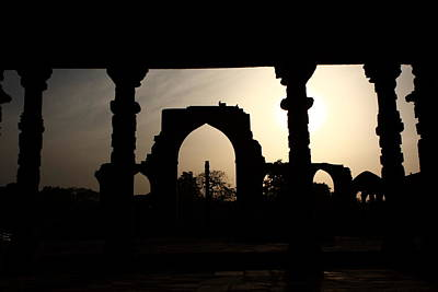 Photograph - Qutab Minar Complex - New Delhi - India by Aidan Moran