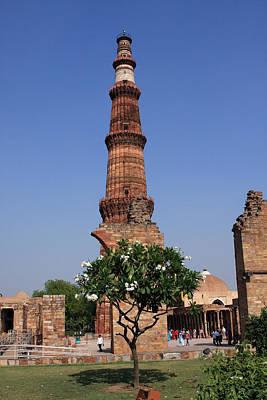 Photograph - Qutab Minar - New Delhi - India by Aidan Moran