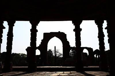 Photograph - Qutab Minar Ruin - New Delhi - India by Aidan Moran