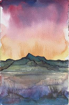 Painting - Qwi-2 by Richard Mordecki