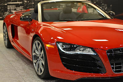 Photograph - R8 Style by Ronda Broatch