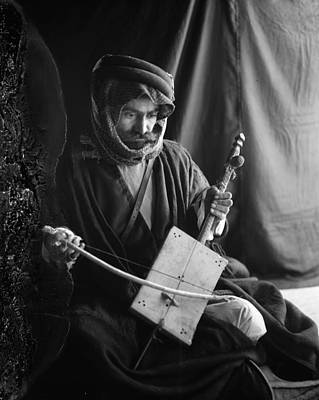 Photograph - Rababeh Player by Granger