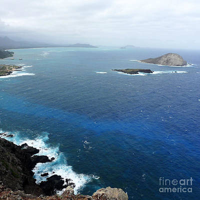 Photograph - Rabbit Island Hawaii by Mukta Gupta