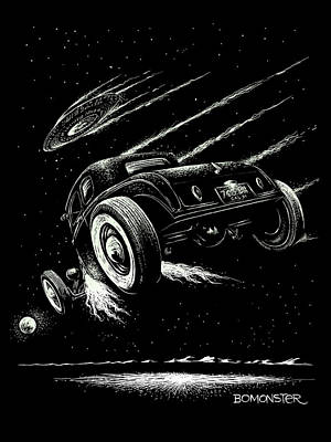 Race To The Moon IIi Original