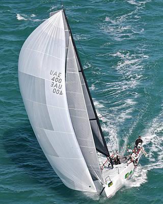 Photograph - Race Week Key West by Steven Lapkin